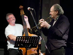 Terry and Joe